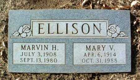 ELLISON, MARVIN HOWARD - Yavapai County, Arizona | MARVIN HOWARD ELLISON - Arizona Gravestone Photos