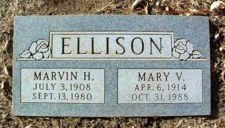 ELLISON, MARVIN HOWARD - Yavapai County, Arizona | MARVIN HOWARD ELLISON - Arizona Gravestone Photos