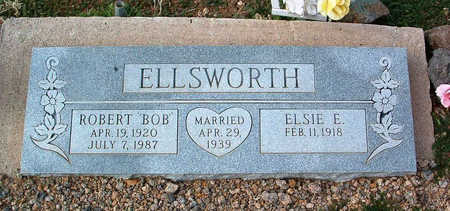 ELLSWORTH, ELSIE E. - Yavapai County, Arizona | ELSIE E. ELLSWORTH - Arizona Gravestone Photos