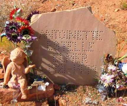 ELMER, ANTOINETTE ESTELLE - Yavapai County, Arizona | ANTOINETTE ESTELLE ELMER - Arizona Gravestone Photos