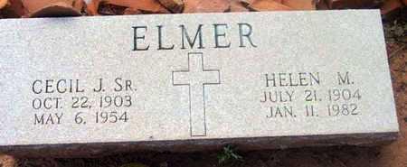 DURNEZ ELMER, HELEN M. - Yavapai County, Arizona | HELEN M. DURNEZ ELMER - Arizona Gravestone Photos