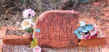 ELMER, CAROL JEAN - Yavapai County, Arizona | CAROL JEAN ELMER - Arizona Gravestone Photos