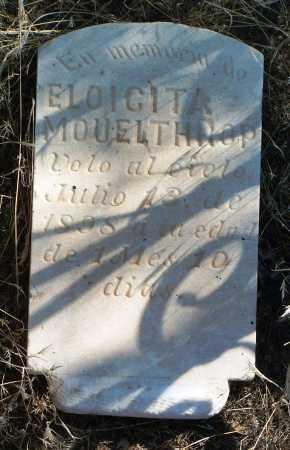 MOUELTHROP, ELOICITA - Yavapai County, Arizona | ELOICITA MOUELTHROP - Arizona Gravestone Photos
