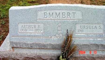 EMMERT, ARTHUR E. - Yavapai County, Arizona | ARTHUR E. EMMERT - Arizona Gravestone Photos