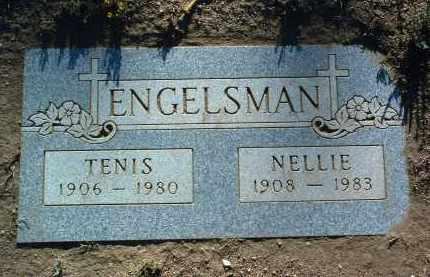 ENGELSMAN, TENIS - Yavapai County, Arizona | TENIS ENGELSMAN - Arizona Gravestone Photos
