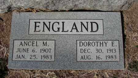 ENGLAND, ANGEL M. - Yavapai County, Arizona | ANGEL M. ENGLAND - Arizona Gravestone Photos