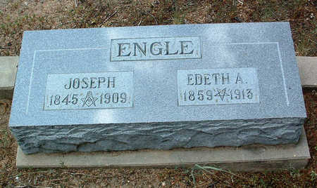 COOPER ENGLE, EDETH A. - Yavapai County, Arizona | EDETH A. COOPER ENGLE - Arizona Gravestone Photos