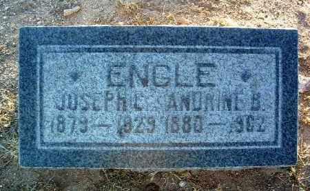 MUNSON ENGLE, ANDRINE B. - Yavapai County, Arizona | ANDRINE B. MUNSON ENGLE - Arizona Gravestone Photos