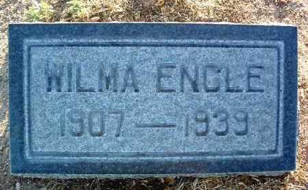 ENGLE, WILMA - Yavapai County, Arizona | WILMA ENGLE - Arizona Gravestone Photos