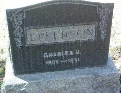 EPPERSON, CHARLES HUBERT - Yavapai County, Arizona   CHARLES HUBERT EPPERSON - Arizona Gravestone Photos