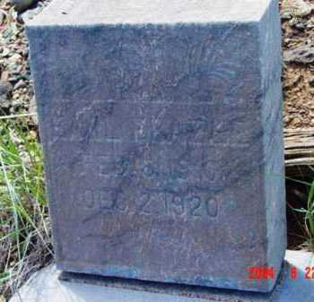 FRAZEE, EARL - Yavapai County, Arizona | EARL FRAZEE - Arizona Gravestone Photos