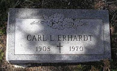 ERHARDT, CARL LEONARD - Yavapai County, Arizona   CARL LEONARD ERHARDT - Arizona Gravestone Photos