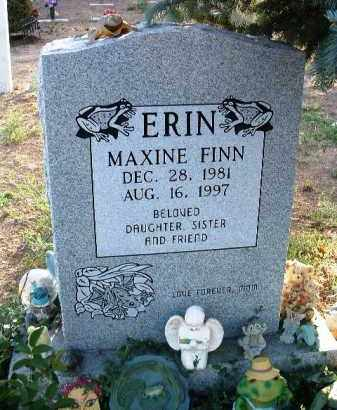 FINN, ERIN MAXINE - Yavapai County, Arizona | ERIN MAXINE FINN - Arizona Gravestone Photos