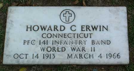 ERWIN, HOWARD C. - Yavapai County, Arizona | HOWARD C. ERWIN - Arizona Gravestone Photos