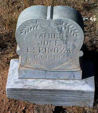 ESPINOZA, JOSE - Yavapai County, Arizona | JOSE ESPINOZA - Arizona Gravestone Photos