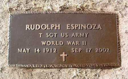 ESPINOZA, RUDOLPH (RUDY) - Yavapai County, Arizona | RUDOLPH (RUDY) ESPINOZA - Arizona Gravestone Photos