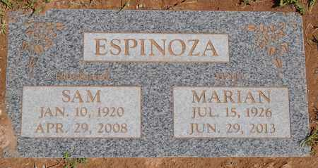 ESPINOZA, MARIAN - Yavapai County, Arizona | MARIAN ESPINOZA - Arizona Gravestone Photos