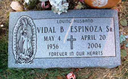 ESPINOZA, VIDAL B., SR. - Yavapai County, Arizona | VIDAL B., SR. ESPINOZA - Arizona Gravestone Photos
