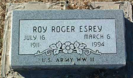 ESREY, ROY ROGER - Yavapai County, Arizona | ROY ROGER ESREY - Arizona Gravestone Photos