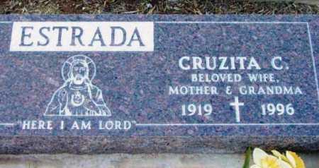 ESTRADA, CRUZITA C. - Yavapai County, Arizona   CRUZITA C. ESTRADA - Arizona Gravestone Photos