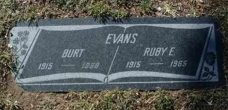 SANDERSON EVANS, RUBY - Yavapai County, Arizona | RUBY SANDERSON EVANS - Arizona Gravestone Photos