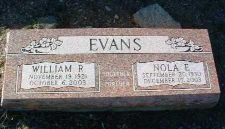 CAMPBELL EVANS, NOLA E. - Yavapai County, Arizona | NOLA E. CAMPBELL EVANS - Arizona Gravestone Photos