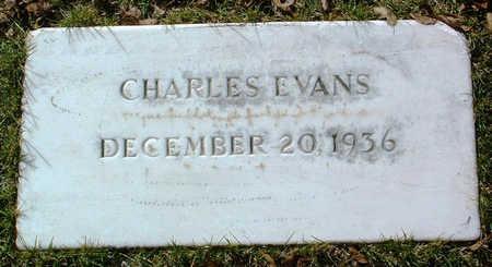 EVANS, CHARLES HENRY - Yavapai County, Arizona | CHARLES HENRY EVANS - Arizona Gravestone Photos