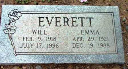 EVERETT, EMMA - Yavapai County, Arizona | EMMA EVERETT - Arizona Gravestone Photos