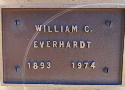 EVERHARDT, WM. COLUMBUS - Yavapai County, Arizona | WM. COLUMBUS EVERHARDT - Arizona Gravestone Photos