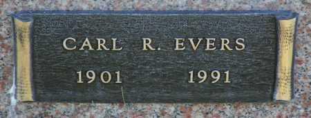 EVERS, CARL ROBERT - Yavapai County, Arizona | CARL ROBERT EVERS - Arizona Gravestone Photos
