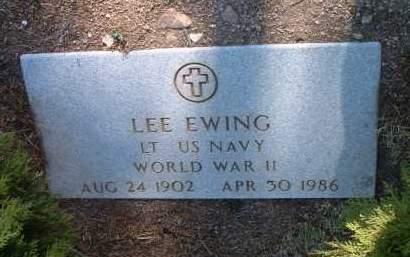 EWING, LEE - Yavapai County, Arizona | LEE EWING - Arizona Gravestone Photos