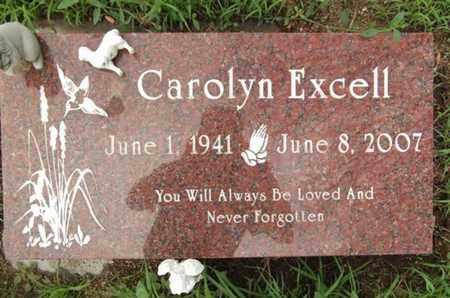 MORRIS EXCELL, CAROLYN LEE - Yavapai County, Arizona | CAROLYN LEE MORRIS EXCELL - Arizona Gravestone Photos