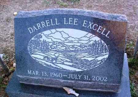 EXCELL, DARRELL LEE - Yavapai County, Arizona | DARRELL LEE EXCELL - Arizona Gravestone Photos