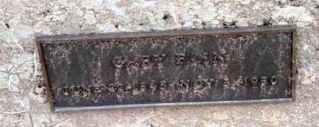 BURCH FAIN, CARY - Yavapai County, Arizona | CARY BURCH FAIN - Arizona Gravestone Photos