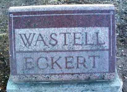 WASTELL, HEADSTONE - Yavapai County, Arizona | HEADSTONE WASTELL - Arizona Gravestone Photos
