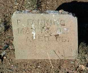 FANNING, FRANK - Yavapai County, Arizona | FRANK FANNING - Arizona Gravestone Photos