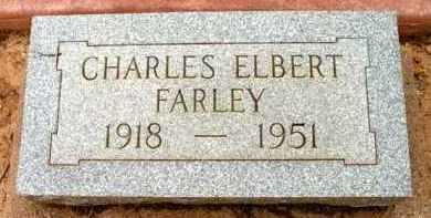 FARLEY, CHARLES ELBERT - Yavapai County, Arizona | CHARLES ELBERT FARLEY - Arizona Gravestone Photos
