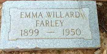 WILLARD FARLEY, EMMA L. - Yavapai County, Arizona | EMMA L. WILLARD FARLEY - Arizona Gravestone Photos