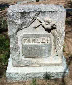 FARLEY, FAMILY HEADSTONE - Yavapai County, Arizona | FAMILY HEADSTONE FARLEY - Arizona Gravestone Photos