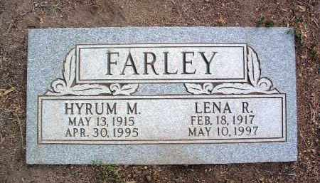 FARLEY, HYRUM MADISON - Yavapai County, Arizona | HYRUM MADISON FARLEY - Arizona Gravestone Photos