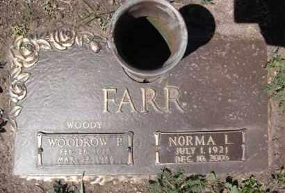 WEATHERFORD FARR, N. - Yavapai County, Arizona | N. WEATHERFORD FARR - Arizona Gravestone Photos
