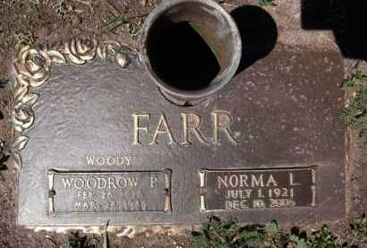 FARR, WOODROW PERSING - Yavapai County, Arizona | WOODROW PERSING FARR - Arizona Gravestone Photos