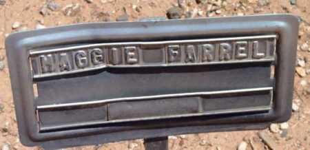 FARRELL, MAGGIE - Yavapai County, Arizona | MAGGIE FARRELL - Arizona Gravestone Photos