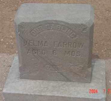 FARROW, VELMA M. - Yavapai County, Arizona | VELMA M. FARROW - Arizona Gravestone Photos