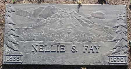 FAY, NELLIE STUART - Yavapai County, Arizona | NELLIE STUART FAY - Arizona Gravestone Photos