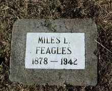 FEAGLES, MILES LEWELLYN - Yavapai County, Arizona | MILES LEWELLYN FEAGLES - Arizona Gravestone Photos