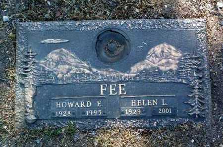FEE, HOWARD EVERETT - Yavapai County, Arizona   HOWARD EVERETT FEE - Arizona Gravestone Photos