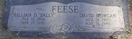 FEESE, LILLIAN D. (SALLY) - Yavapai County, Arizona | LILLIAN D. (SALLY) FEESE - Arizona Gravestone Photos