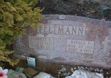 FELTMANN, HAROLD PETER, SR. - Yavapai County, Arizona | HAROLD PETER, SR. FELTMANN - Arizona Gravestone Photos