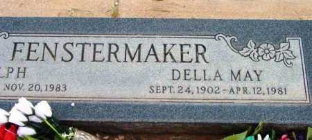 CASTLEBERRY FENSTERMAKER, DELLA MAY - Yavapai County, Arizona | DELLA MAY CASTLEBERRY FENSTERMAKER - Arizona Gravestone Photos